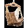 Pastel stripe - závěsné křeslo